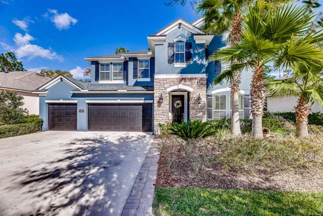 4480 Gray Hawk St, Orange Park, FL 32065 (MLS #1031990) :: Sieva Realty