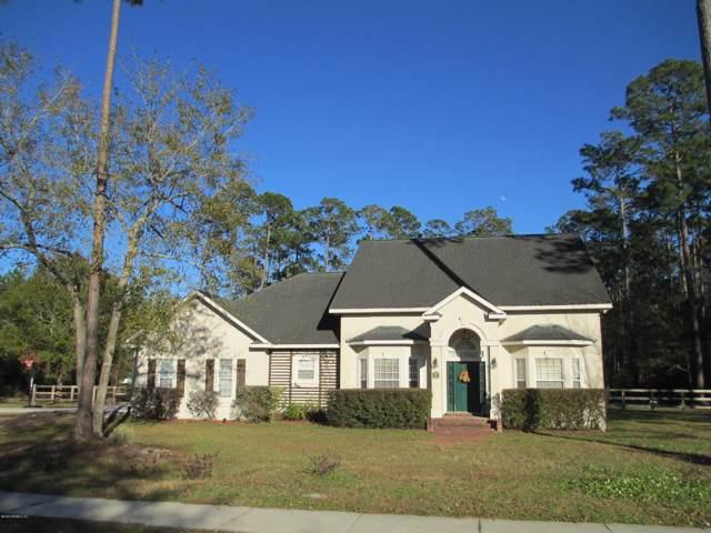 375 E East Blvd, Macclenny, FL 32063 (MLS #1032023) :: Sieva Realty