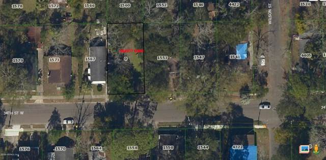 0 W 34TH St, Jacksonville, FL 32209 (MLS #1032121) :: Bridge City Real Estate Co.