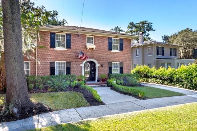 3336 Oak St, Jacksonville, FL 32205 (MLS #1032165) :: Sieva Realty