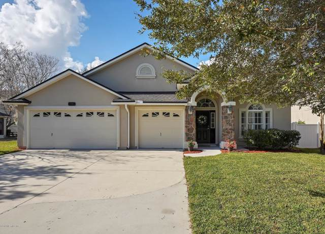 721 S Heritage Creek Way, St Augustine, FL 32084 (MLS #1032173) :: The Hanley Home Team