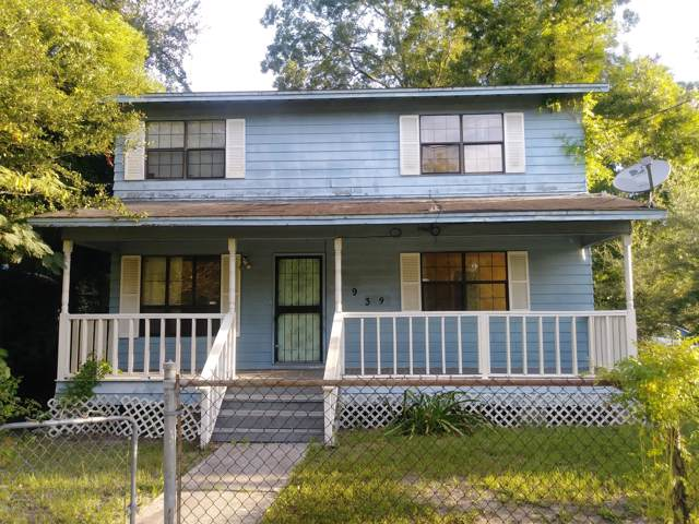 1939 W 2ND St, Jacksonville, FL 32209 (MLS #1032179) :: Bridge City Real Estate Co.