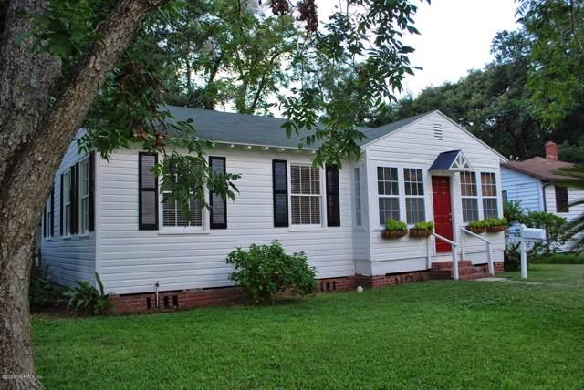 2854 Stanwood Ave, Jacksonville, FL 32207 (MLS #1032531) :: Noah Bailey Group