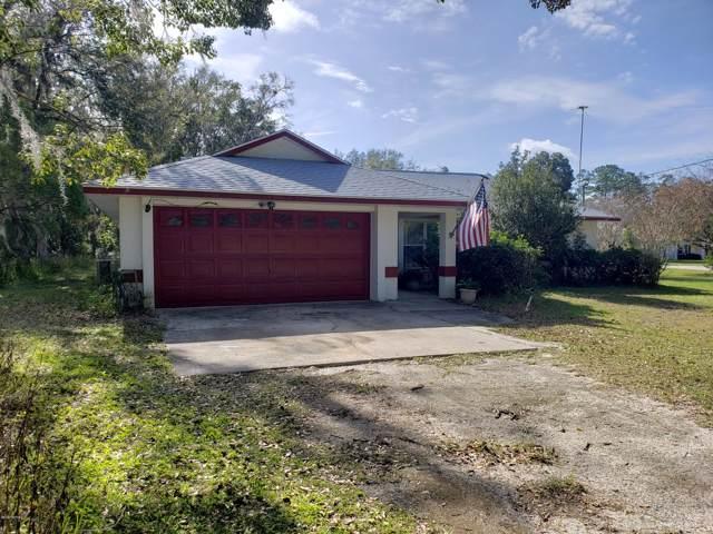 20517 NE 114TH Ave, Waldo, FL 32694 (MLS #1032542) :: EXIT Real Estate Gallery