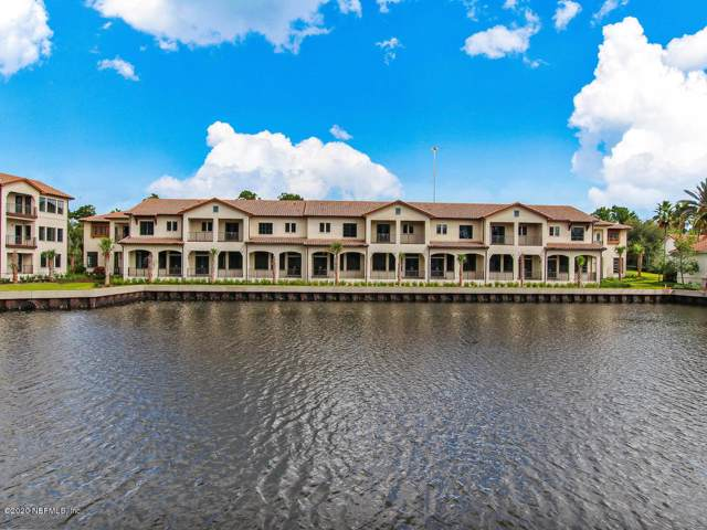 14350 Marina San Pablo Pl S #8, Jacksonville, FL 32224 (MLS #1032560) :: Memory Hopkins Real Estate