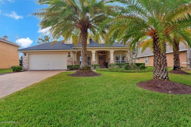 2413 E Caparina Dr, St Augustine, FL 32092 (MLS #1032753) :: 97Park