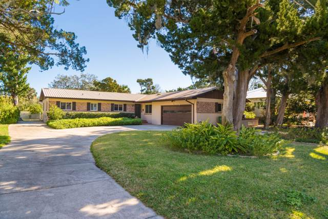 52 Coquina Ave, St Augustine, FL 32080 (MLS #1032757) :: The Hanley Home Team