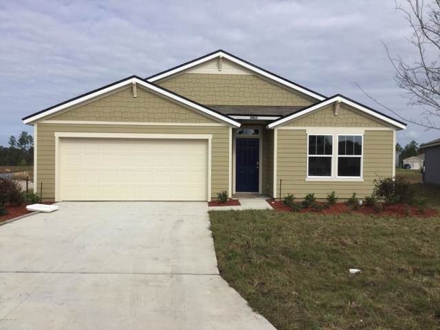 2411 Cold Stream Ln, GREEN COVE SPRINGS, FL 32043 (MLS #1032783) :: EXIT Real Estate Gallery