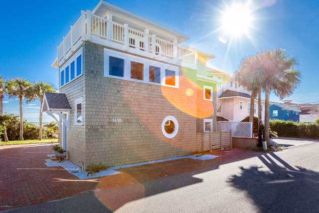 1410 Strand St, Neptune Beach, FL 32266 (MLS #1032849) :: The Hanley Home Team