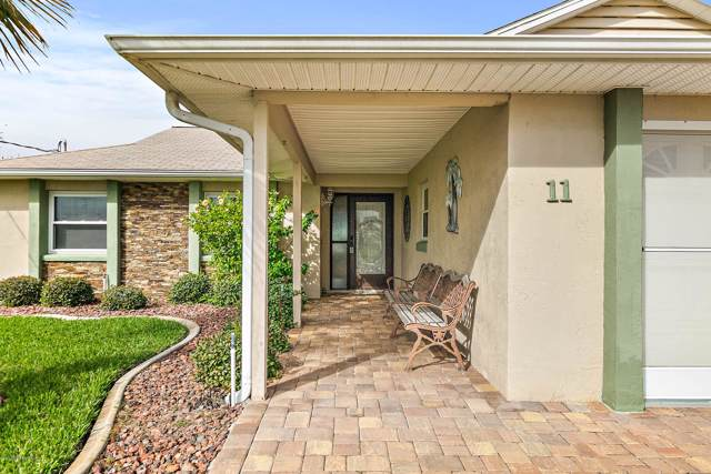 11 Coolidge Ct, Palm Coast, FL 32137 (MLS #1032990) :: EXIT Real Estate Gallery
