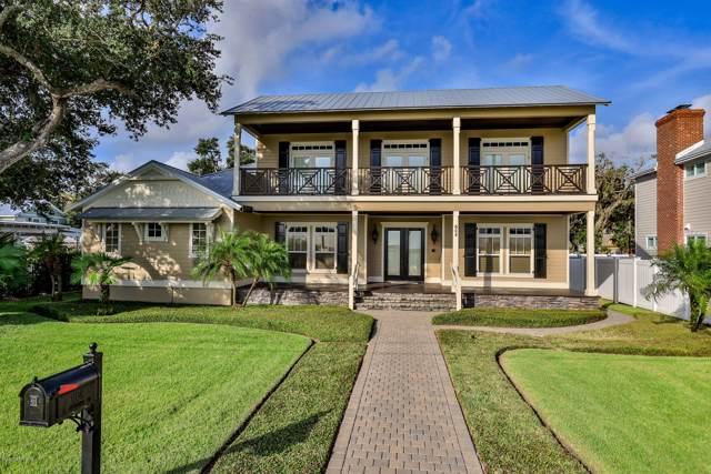 608 S Riverside Dr, NEW SMYRNA BEACH, FL 32168 (MLS #1033020) :: The Hanley Home Team