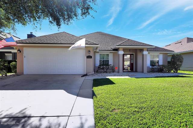3191 Stonebrier Ridge Dr, Orange Park, FL 32065 (MLS #1033165) :: Noah Bailey Group