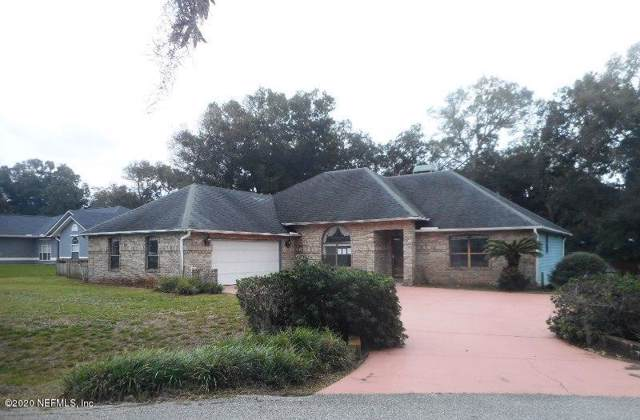 545 Moultrie Wells Rd, St Augustine, FL 32086 (MLS #1033309) :: Berkshire Hathaway HomeServices Chaplin Williams Realty