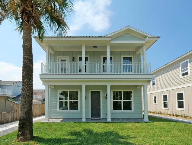232 Davis St, Neptune Beach, FL 32266 (MLS #1033368) :: Bridge City Real Estate Co.