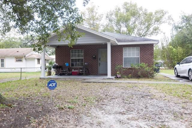 2345 W 15TH St, Jacksonville, FL 32209 (MLS #1033394) :: Berkshire Hathaway HomeServices Chaplin Williams Realty