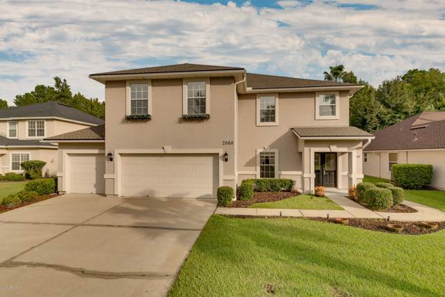 2060 Belle Grove Trce, Fleming Island, FL 32003 (MLS #1033462) :: Sieva Realty