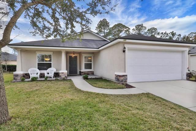 185 Twin Lakes Dr, St Augustine, FL 32084 (MLS #1033470) :: Bridge City Real Estate Co.