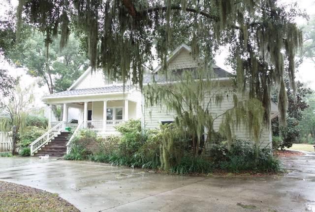 1350 Old Bluff Rd, Fernandina Beach, FL 32034 (MLS #1033477) :: Sieva Realty