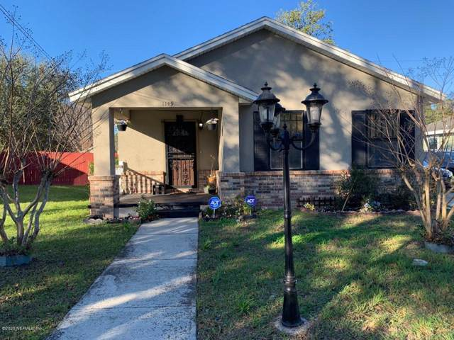 1149 W 32ND St, Jacksonville, FL 32209 (MLS #1033479) :: The Hanley Home Team