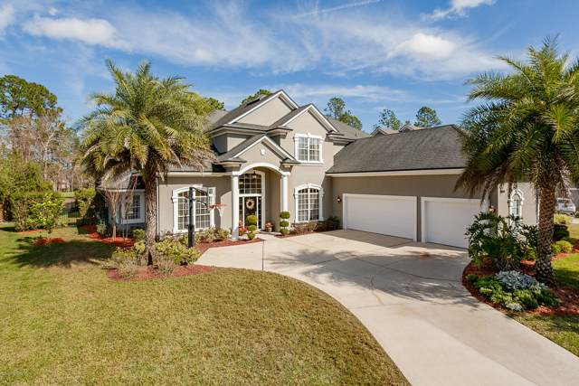 1964 Hickory Trace Dr, Fleming Island, FL 32003 (MLS #1033484) :: Sieva Realty