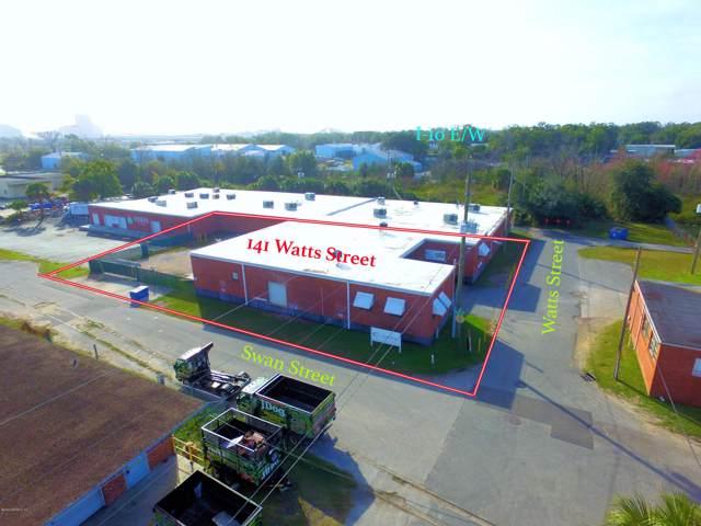 141 Watts St, Jacksonville, FL 32204 (MLS #1033492) :: Sieva Realty
