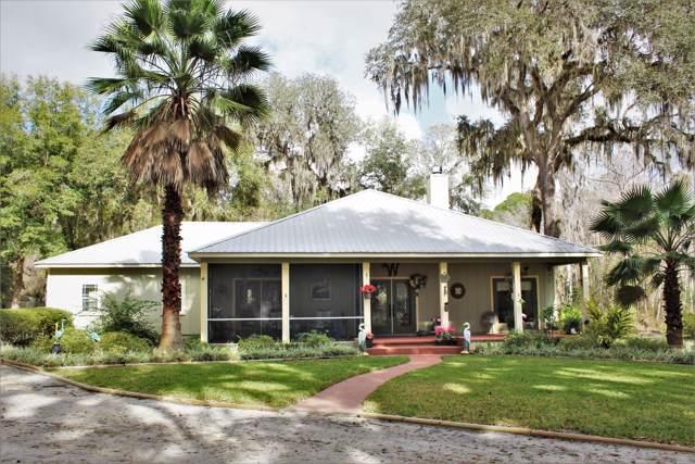 1043 S E County Rd 21B, Melrose, FL 32666 (MLS #1033538) :: The Hanley Home Team