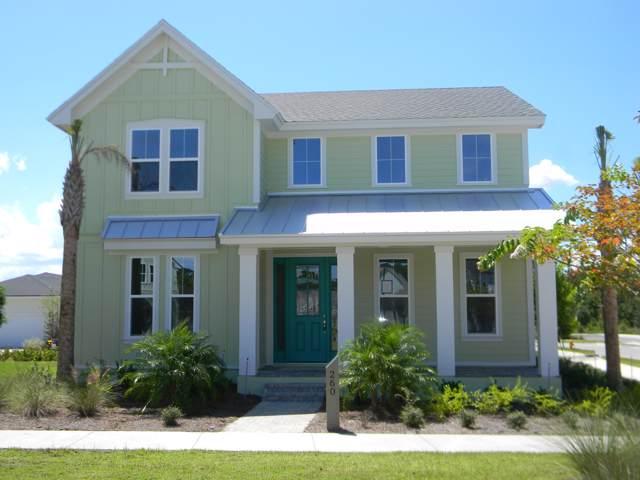 260 Morning Ray Way, Yulee, FL 32097 (MLS #1033612) :: Memory Hopkins Real Estate