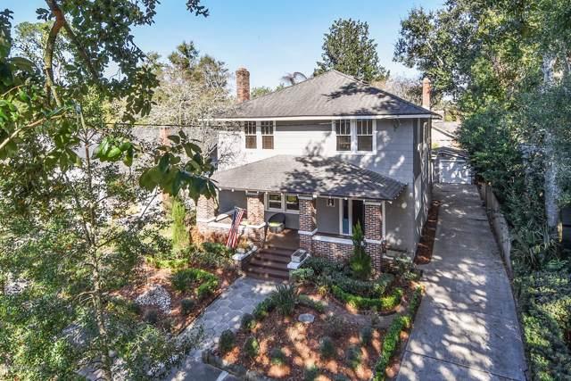 2633 Myra St, Jacksonville, FL 32204 (MLS #1033627) :: Memory Hopkins Real Estate