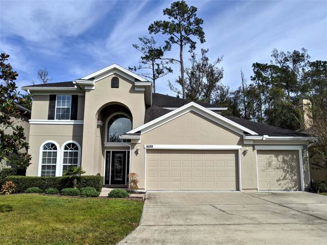 1688 Majestic View Ln, Fleming Island, FL 32003 (MLS #1033654) :: Sieva Realty