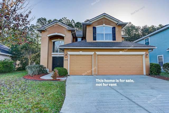 676 Porto Cristo Ave, St Augustine, FL 32092 (MLS #1033697) :: Bridge City Real Estate Co.