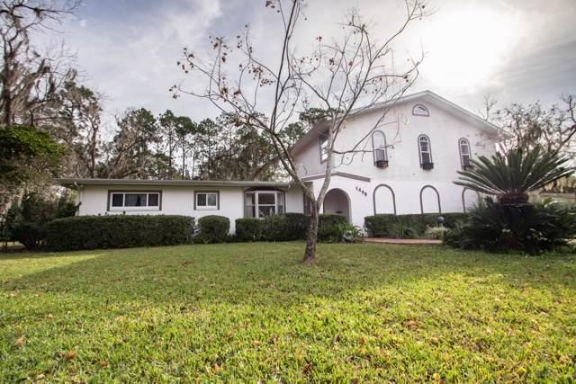 1408 Randall St, Starke, FL 32091 (MLS #1033703) :: Berkshire Hathaway HomeServices Chaplin Williams Realty