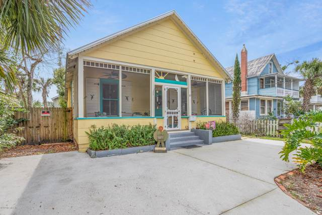 19 Williams St, St Augustine, FL 32084 (MLS #1033718) :: EXIT Real Estate Gallery