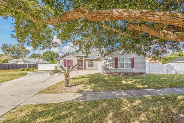 3532 Citation Dr, GREEN COVE SPRINGS, FL 32043 (MLS #1033723) :: EXIT Real Estate Gallery
