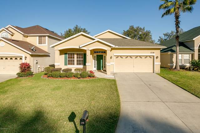 1718 Moss Creek Dr, Fleming Island, FL 32003 (MLS #1033820) :: Sieva Realty