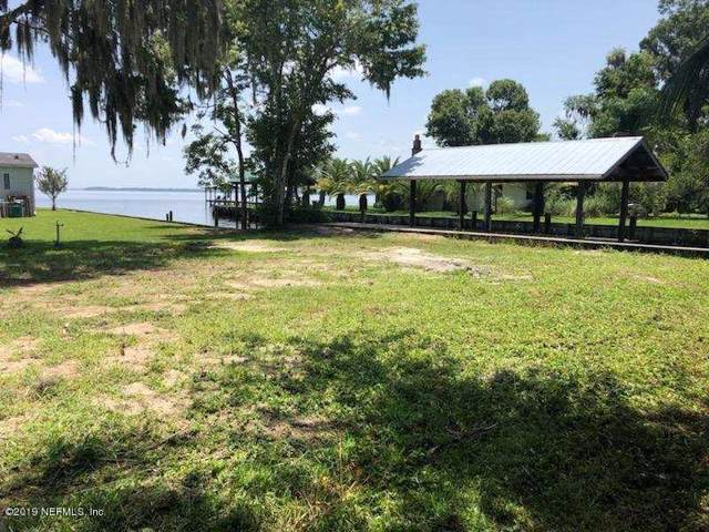 8471 Moody Canal Rd, St Augustine, FL 32092 (MLS #1033827) :: The Hanley Home Team