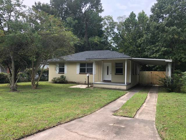 5720 Brait Ave, Jacksonville, FL 32209 (MLS #1033896) :: The Every Corner Team | RE/MAX Watermarke