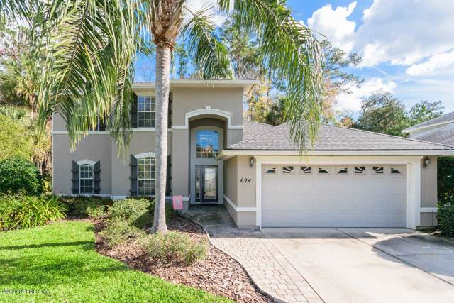624 Millers Dam Ct, Ponte Vedra Beach, FL 32082 (MLS #1033972) :: The Hanley Home Team