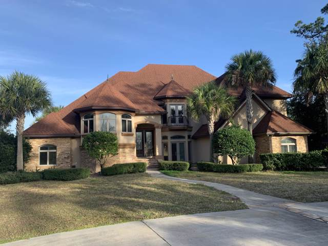 96270 Captains Pointe Rd, Yulee, FL 32097 (MLS #1033982) :: Military Realty
