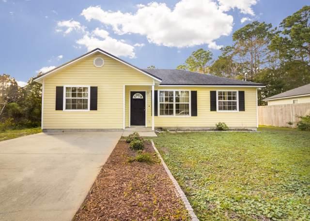 1101 N Brevard St, St Augustine, FL 32084 (MLS #1034155) :: The Hanley Home Team