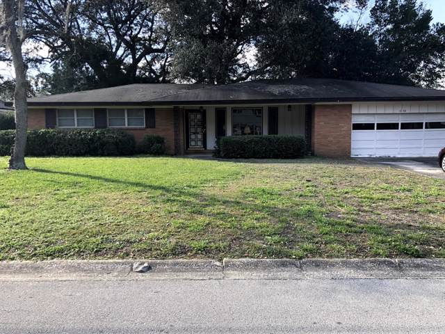 1666 Westminister Ave, Jacksonville, FL 32210 (MLS #1034190) :: The Hanley Home Team