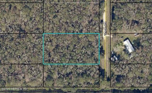 10165 Yeager Ave, Hastings, FL 32145 (MLS #1034206) :: Berkshire Hathaway HomeServices Chaplin Williams Realty