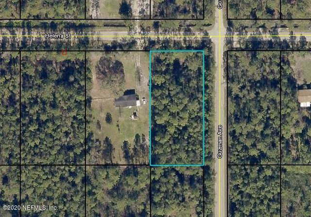 4305 Helena St, Hastings, FL 32145 (MLS #1034208) :: Berkshire Hathaway HomeServices Chaplin Williams Realty