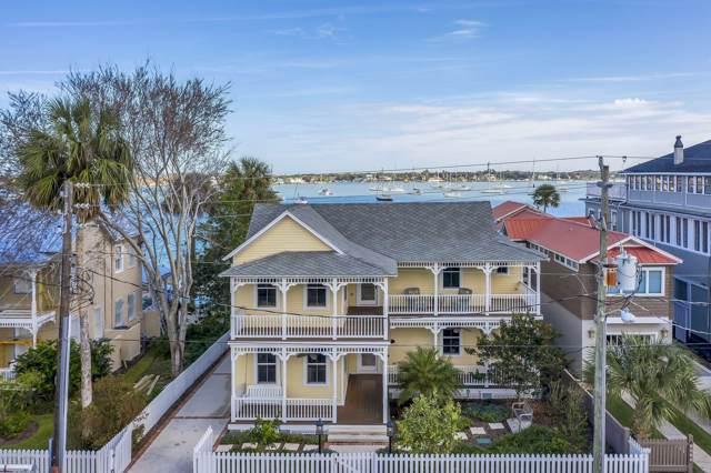 103 Marine St, St Augustine, FL 32084 (MLS #1034299) :: The Hanley Home Team