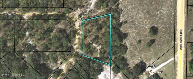 6020 Furman Ave, Keystone Heights, FL 32656 (MLS #1034345) :: EXIT Real Estate Gallery