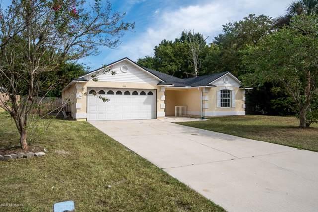201 Warbler Rd, St Augustine, FL 32086 (MLS #1034521) :: The Hanley Home Team