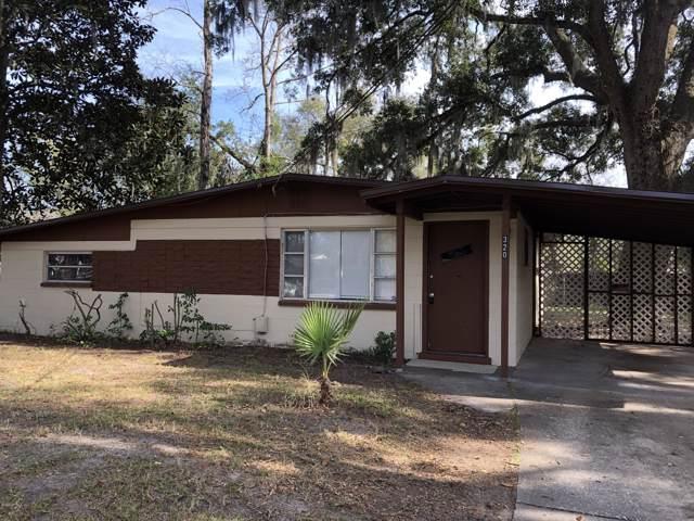 320 Dunwoodie Rd, Orange Park, FL 32073 (MLS #1034538) :: The Volen Group | Keller Williams Realty, Atlantic Partners