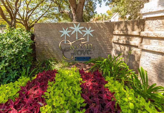 13 Arbor Club Dr #208, Ponte Vedra Beach, FL 32082 (MLS #1034607) :: The Hanley Home Team