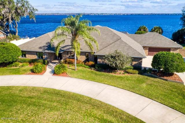 246 Crystal Cove Dr, Palatka, FL 32177 (MLS #1034610) :: Memory Hopkins Real Estate