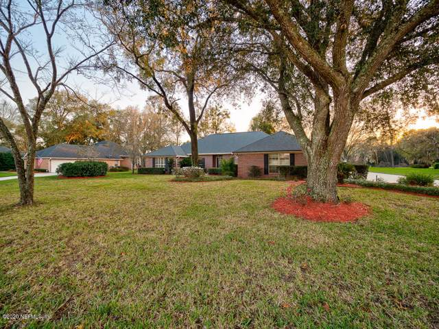 1821 Colonial Dr, GREEN COVE SPRINGS, FL 32043 (MLS #1034763) :: The Hanley Home Team