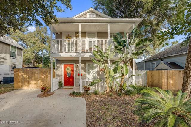 125 Twine St, St Augustine, FL 32084 (MLS #1034785) :: Noah Bailey Group